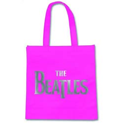 The Beatles Eco Shopper: Drop T Logo with Trend Version