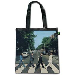 The Beatles Eco Bag: Abbey Road (Shiny Version)