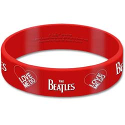 The Beatles Gummy Wristband: Love Me Do