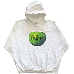 The Beatles Men's Pullover Hoodie: Apple