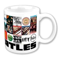 The Beatles Boxed Standard Mug: Chronology