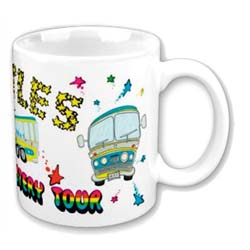The Beatles Boxed Standard Mug: Magical Mystery Tour