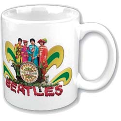 The Beatles Boxed Standard Mug: Sgt Pepper Naked