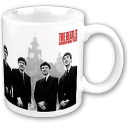 The Beatles Boxed Standard Mug: Liver Buildings