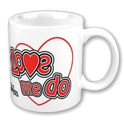The Beatles Boxed Standard Mug: Love Me Do WoMen's