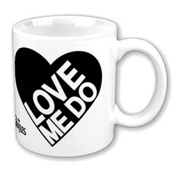 The Beatles Boxed Standard Mug: Love Me Do Men's