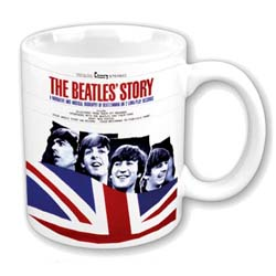 The Beatles Boxed Standard Mug: The Beatles Story