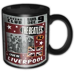 The Beatles Boxed Standard Mug: Live in Liverpool