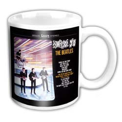 The Beatles Boxed Standard Mug: US Album Something New