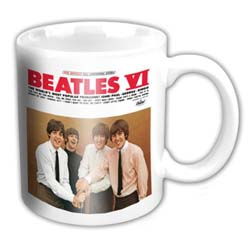The Beatles Boxed Standard Mug: US Album VI