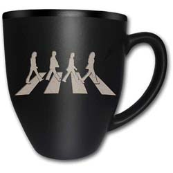The Beatles Boxed Premium Mug: Abbey Road with Matt & Laser Etched Finish