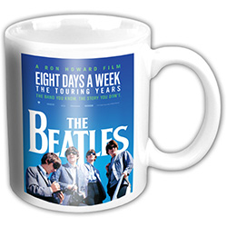 The Beatles Boxed Standard Mug: 8 Days a Week Movie Poster
