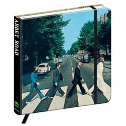 The Beatles Notebook: Abbey Road (Hard Back)