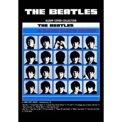 The Beatles Postcard: A Hard Days Night (Giant)
