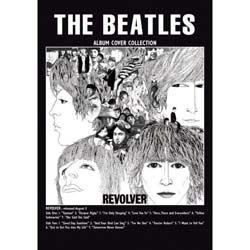 The Beatles Postcard: Revolver (Standard)