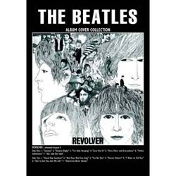 The Beatles Postcard: Revolver (Giant)