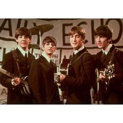 The Beatles Postcard: Daily Echo (Standard)