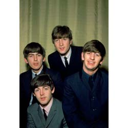 The Beatles Postcard: Early Years (Standard)