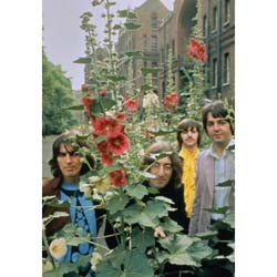 The Beatles Postcard: Mad Day Out (Standard)