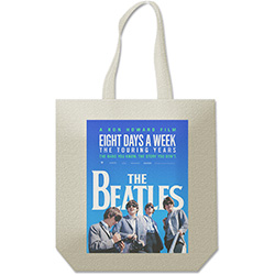 The Beatles Cotton Tote Bag: 8 Days A Week Movie Poster