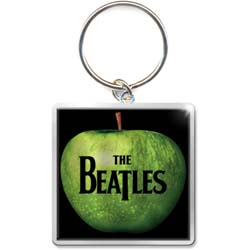 The Beatles Standard Key-Chain: Apple