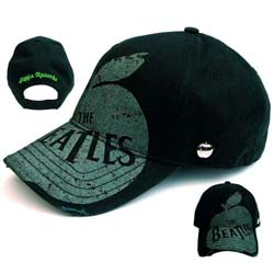 The Beatles Men's Baseball Cap: Apple Records