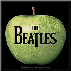 The Beatles Standard Patch: Apple & Logo