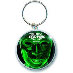 The Black Eyed Peas Standard Key-Chain: The End Album