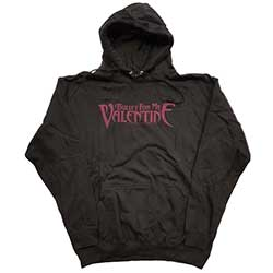Bullet For My Valentine Men's Pullover Hoodie: Logo
