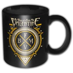 Bullet For My Valentine Boxed Premium Mug: Emblem