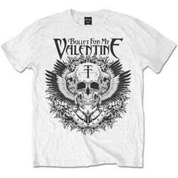 Bullet For My Valentine Men's Tee: Eagle