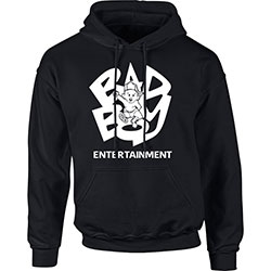 Biggie Smalls Men's Pullover Hoodie: Bad Boy Baby