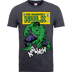 Marvel Comics Kid's Tee: Hulk Krunch