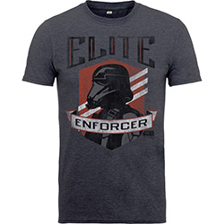 Star Wars Kids Boy's Fit Tee: Rogue One Elite Enforcer