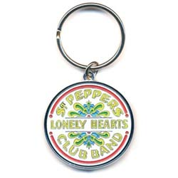 The Beatles Standard Key-Chain: Sgt Pepper