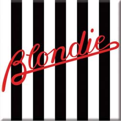 Blondie Fridge Magnet: Parallel Lines