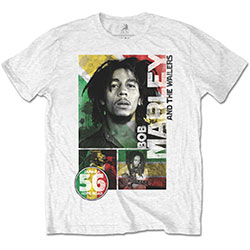 Bob Marley Men's Tee: 56 Hope Road Rasta