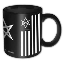 Bring Me The Horizon Boxed Standard Mug: Antivist