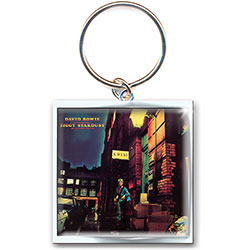 David Bowie Standard Key-Chain: Ziggy Stardust
