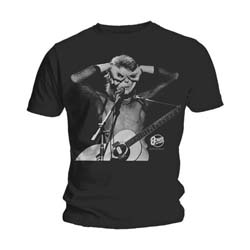David Bowie Men's Tee: Acoustics