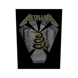 Metallica Back Patch: Pit Boss