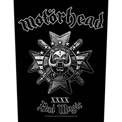 Motorhead Back Patch: Bad Magic