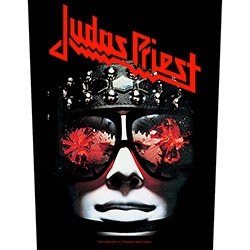 Judas Priest Back Patch: Hell Bent for Leather