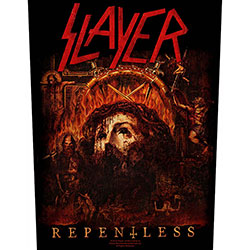 Slayer Back Patch: Repentless