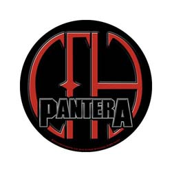 Pantera Back Patch: CFH