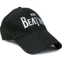 The Beatles Men's Baseball Cap: Drop T Logo