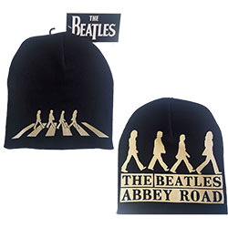 The Beatles Men's Beanie Hat: Abbey Road