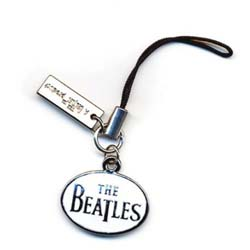 The Beatles Phone Charm: Drop T