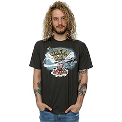 Green Day Men's Tee: Dookie Album