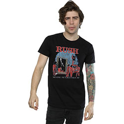 Rush Men's Tee: Moving Pictures Tour